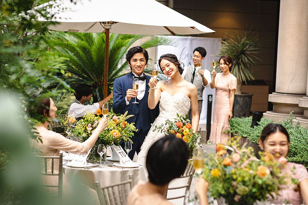ウエディング新着情報 横浜の結婚式場 ザ コンチネンタル横浜